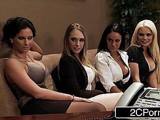 jav  boobs  ,  boss  ,  brunette   porn movies